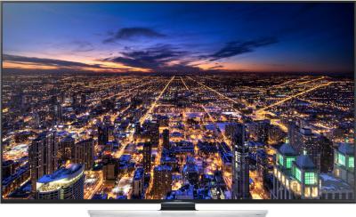 Телевизор Samsung UE55HU8500T - вид спереди