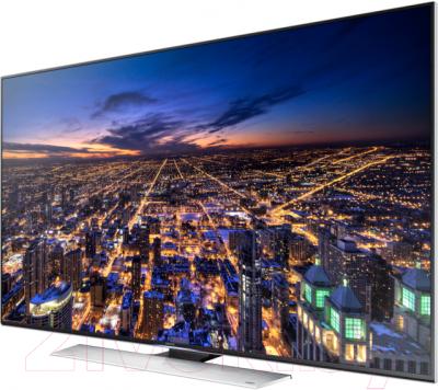 Телевизор Samsung UE65HU8500T - вполоборота