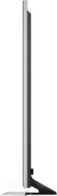 Телевизор Samsung UE65HU8500T - вид сбоку