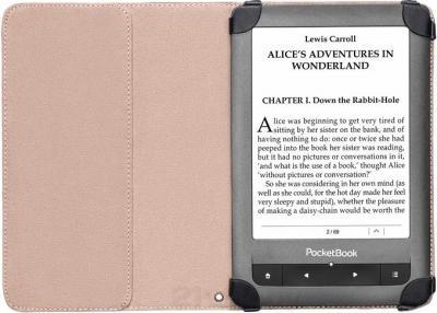 Обложка для электронной книги PocketBook PBPUC-623-BC-L - книга в обложке