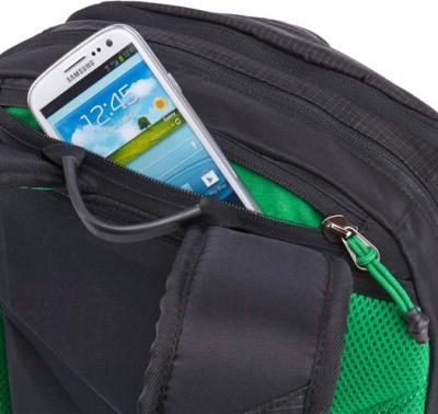 Рюкзак для ноутбука Case Logic BOGB-115K - задний карман