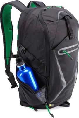Рюкзак для ноутбука Case Logic BOGB-115K - карман для бутылки
