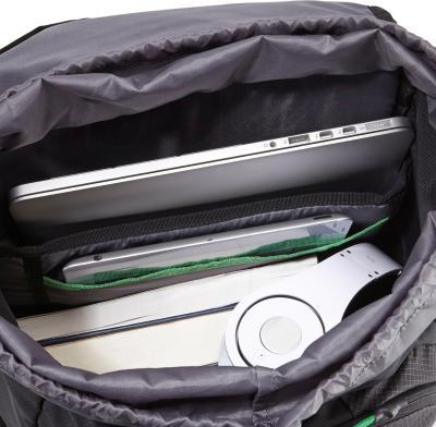 Рюкзак для ноутбука Case Logic BOGP-115K - внутренний вид