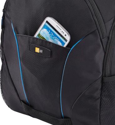 Рюкзак для ноутбука Case Logic BPCB-115K - кармашек для телефона