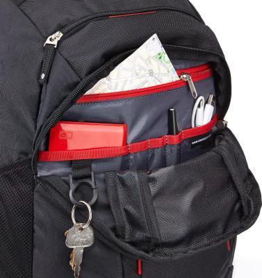 Рюкзак для ноутбука Case Logic BPEP-115K - кармашки
