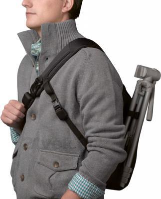 Рюкзак для фотоаппарата Case Logic DCB-308K - в использовании