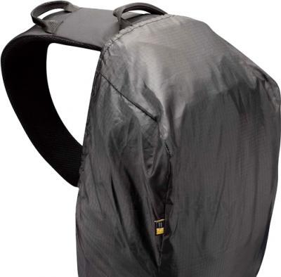 Рюкзак для фотоаппарата Case Logic DCB-308K - в чехле от дождя