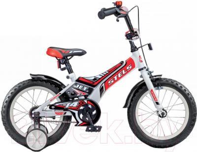 Детский велосипед Stels Jet 14 (Red) - общий вид