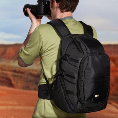 Рюкзак для фотоаппарата Case Logic DSB-102K - в использовании