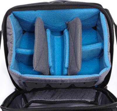 Рюкзак для фотоаппарата Case Logic DSB-102K - внутренний вид
