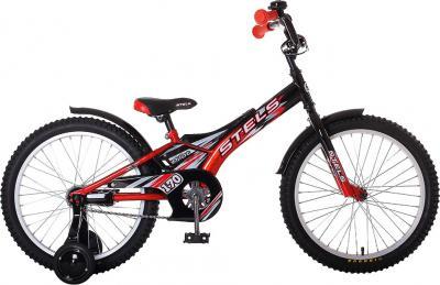 Детский велосипед Stels Pilot 170 (20, Black-Red) - общий вид