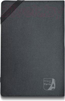 Чехол для планшета Port Designs Tulum 10 (201281) (Black) - вид сзади