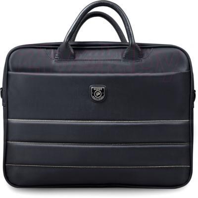 Сумка для ноутбука Port Designs SOCHI Toploading slim bag 13/14'' (150031) - вид спереди