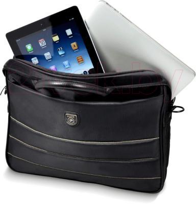 Сумка для ноутбука Port Designs SOCHI Toploading slim bag 13/14'' (150031) - в открытом виде