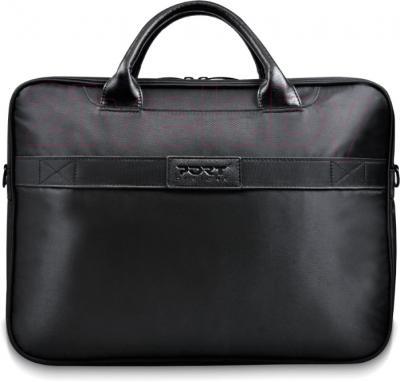 Сумка для ноутбука Port Designs SOCHI Toploading slim bag 13/14'' (150031) - вид сзади