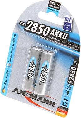 Аккумуляторы AA Ansmann 5035082 - общий вид