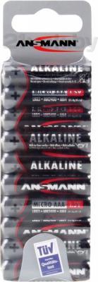 Батарейки ААА Ansmann 1521-0004 - общий вид