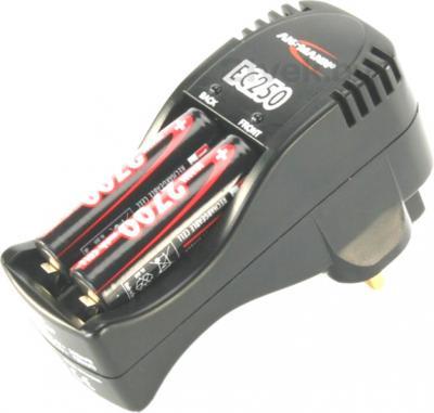 Зарядное устройство для аккумуляторов Ansmann 5107333 - общий вид