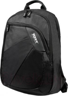 """Рюкзак для ноутбука Port Designs MERIBEL Backpack 17"""" (1000083) - общий вид"""