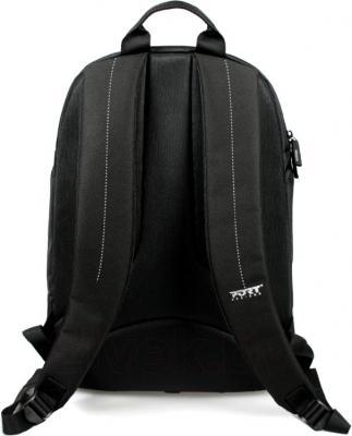 "Рюкзак для ноутбука Port Designs MERIBEL Backpack 17"" (1000083) - вид сзади"