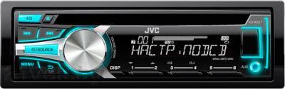 Автомагнитола JVC KD-R557EED - общий вид