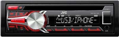 Автомагнитола JVC KD-R651EY - общий вид