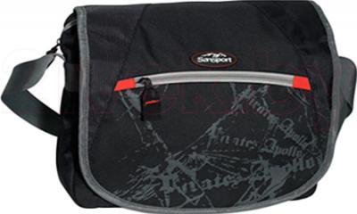 Молодежная сумка Globtroter 0106 - общий вид