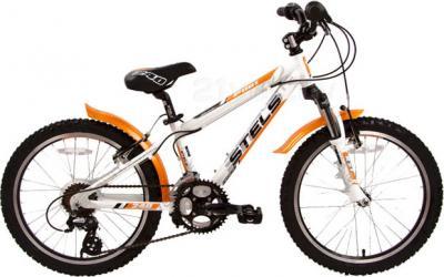Детский велосипед Stels Pilot 240 boy (White) - общий вид