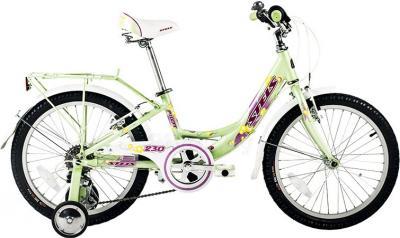 Детский велосипед Stels Pilot 230 Girl (Light Green) - общий вид