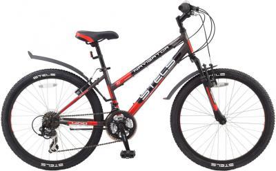 Велосипед Stels Navigator 400 (Gray) - общий вид