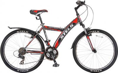 Велосипед Stels Navigator 550 (Black-Red) - общий вид