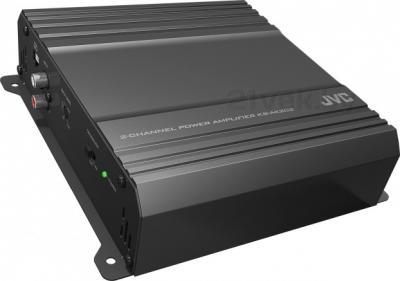 Автомобильный усилитель JVC KS-AX202 - общий вид