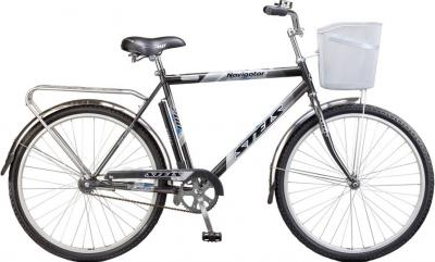 Велосипед Stels Navigator 250 (Dark Gray) - общий вид
