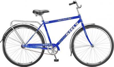 Велосипед Stels Navigator 300 Gent (синий) - общий вид