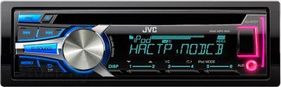 Автомагнитола JVC KD-R757EE - общий вид