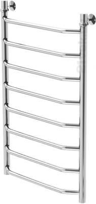 """Полотенцесушитель водяной Gloss & Reiter Лесенка 60х80.Т8 (1"""") - общий вид"""