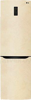 Холодильник с морозильником LG GA-B419SEQZ - общий вид