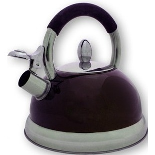 Чайник со свистком SSenzo PTIDK158BR