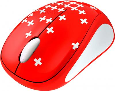 Мышь Logitech Wireless Mouse M235 (910-004035) - общий вид