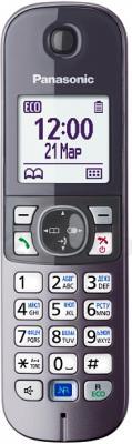 Дополнительная телефонная трубка Panasonic KX-TGA681RUM - общий вид