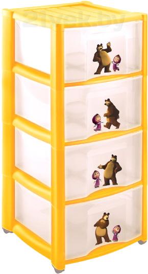 Маша и Медведь 4 (желтый) 21vek.by 572000.000