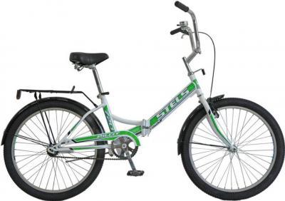 Велосипед Stels Pilot 720 (Green) - общий вид