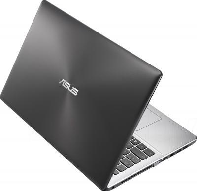 Ноутбук Asus X550CC-XO072D - вид сзади