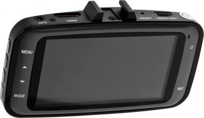 Автомобильный видеорегистратор Globex GU-DVF002 - дисплей