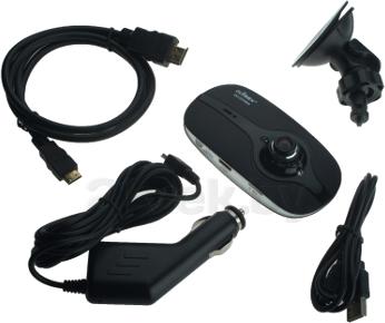 Автомобильный видеорегистратор Globex GU-DVV004 - комплектация