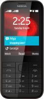 Мобильный телефон Nokia 225 Dual (черный) -
