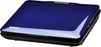 Портативный DVD-плеер BBK PL747TI (темно-синий) - общий вид