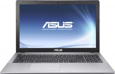 Ноутбук Asus F552CL-SX102H - фронтальный вид