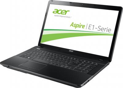 Ноутбук Acer Aspire E1-772G-34004G50Mnsk (NX.MHLER.002) - общий вид