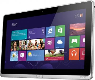 Планшет Acer Aspire P3-171-3322Y4G12as (NX.M8NER.002) - планшет, общий вид